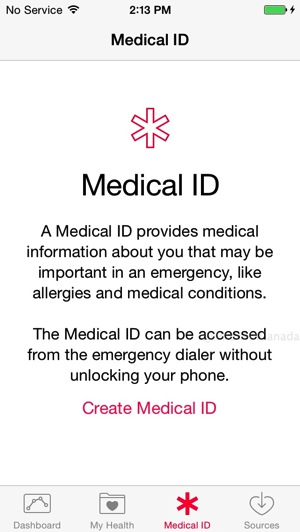 iOS 8 Introduces 'Medical ID' Profiles Available on