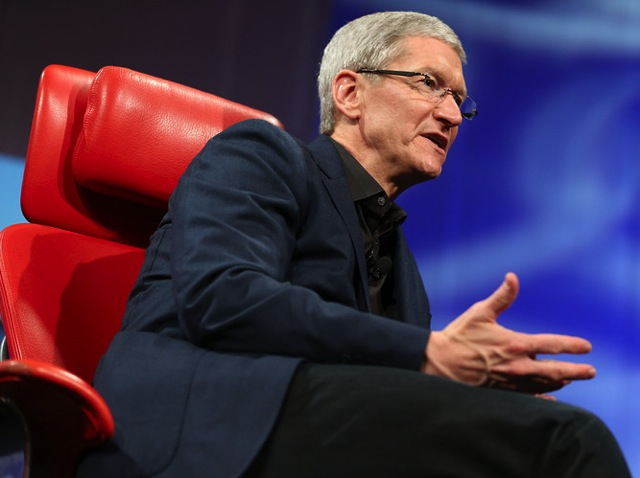 Tim cook redchair