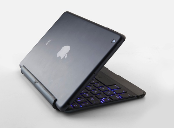 Zagg ipad mini keyboard cover 3