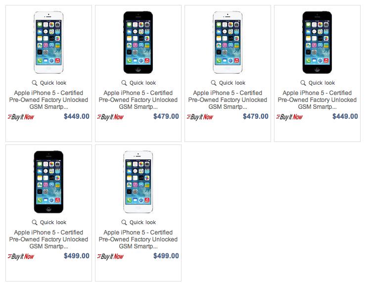 Apple_ebay_store