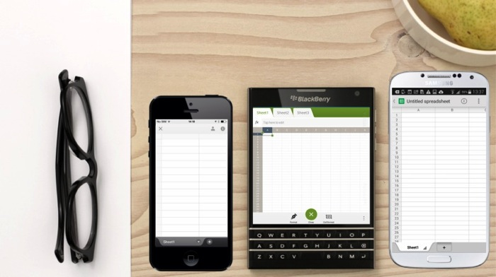 BlackBerry: Why Our New Square Passport Design is Better Than iPhone 5s, Galaxy S5