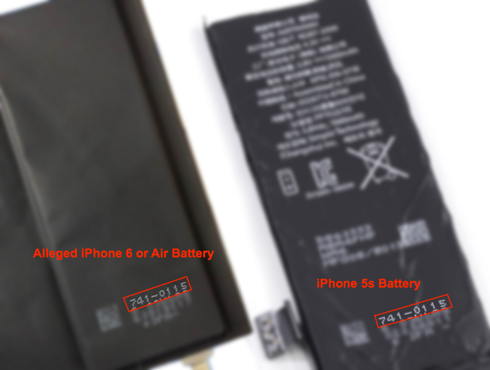IPhone 6 vs iPhone 5s Battery1