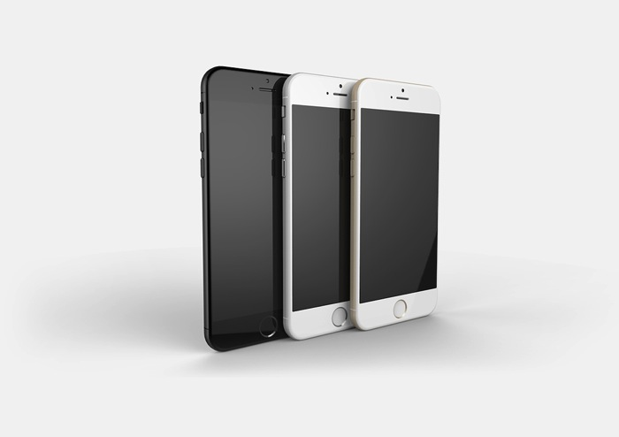 New iPhone 6 Renders Showcase Glass Antenna Panels without the 'Stripes' [PICS]