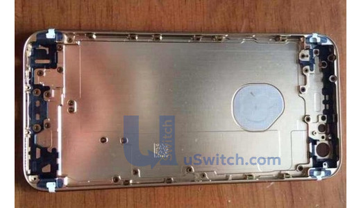Iphone 6 rear shell back