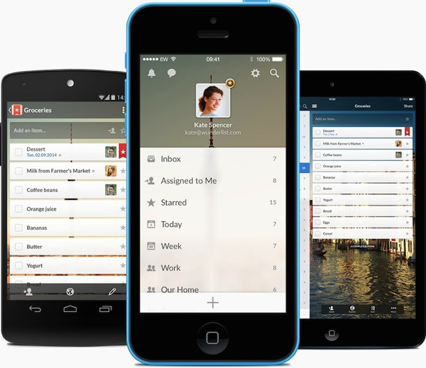 Wunderlist 3 Launches For IOS, Mac: New Redesign, Real