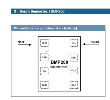 Bosch sensor