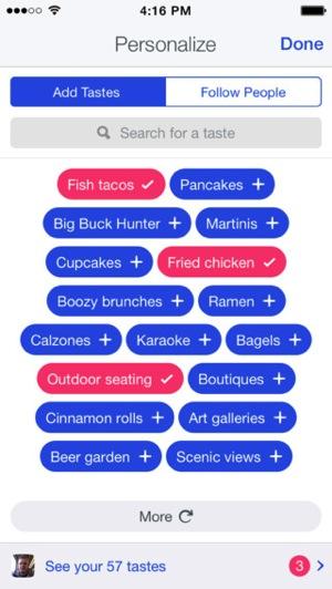 Foursquare ios 2