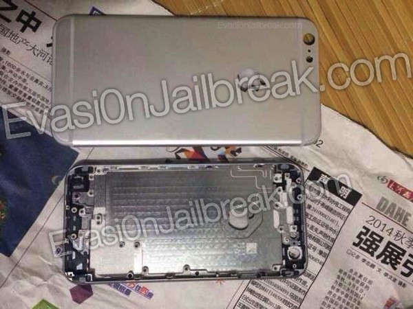 IPhone 6 Leaked 5 5 Inch Housing