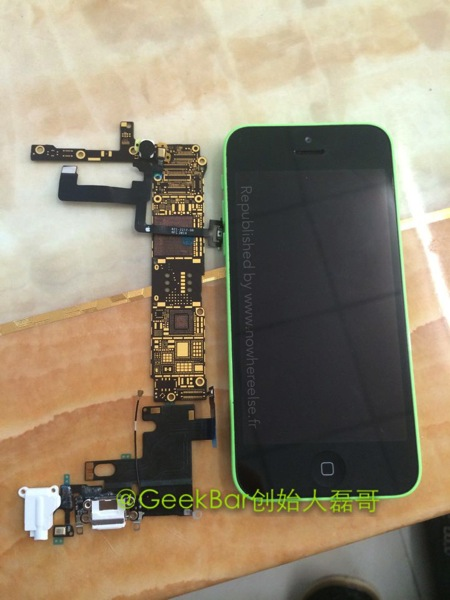 IPhone 6 PCB Flex 01