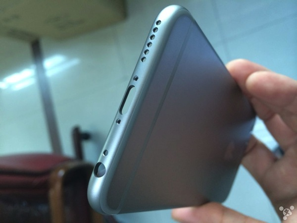 Iphone 6 rear cover