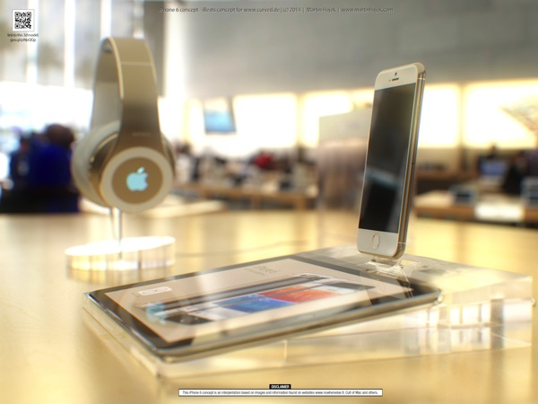 Iphone 6 retail concept 2