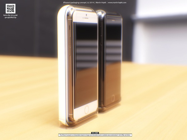 Iphone 6 unboxing concept 2