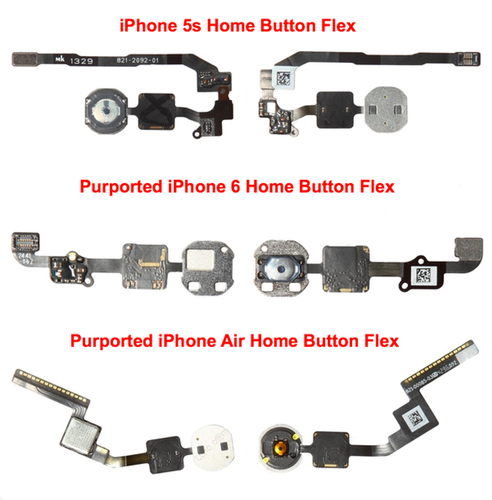 Iphone6 home button flex cable
