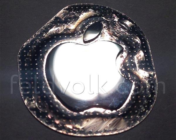 Iphone 6 embedded logo