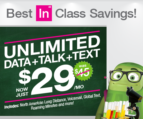 Mobilicity student sale