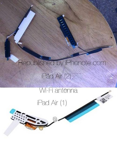 Wifi antenna ipad air 2
