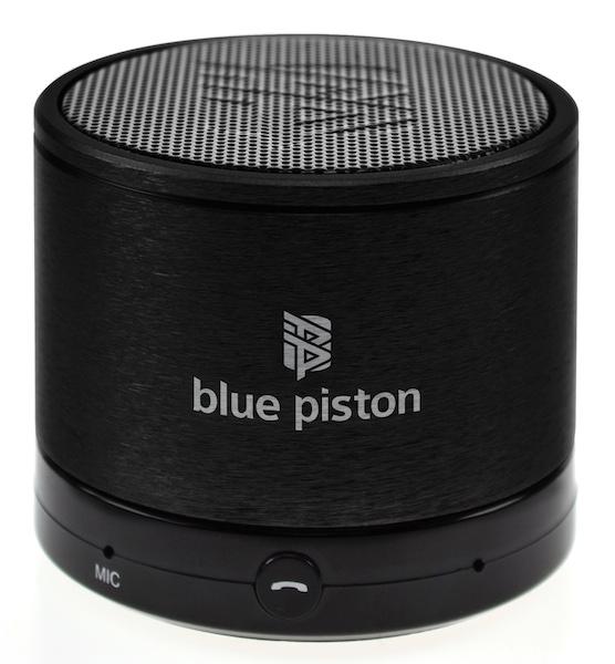 Blue piston