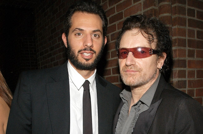 Guy oseary bono u2 2003 billboard 650x430