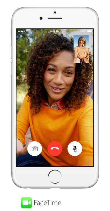 iPhone6_facetime
