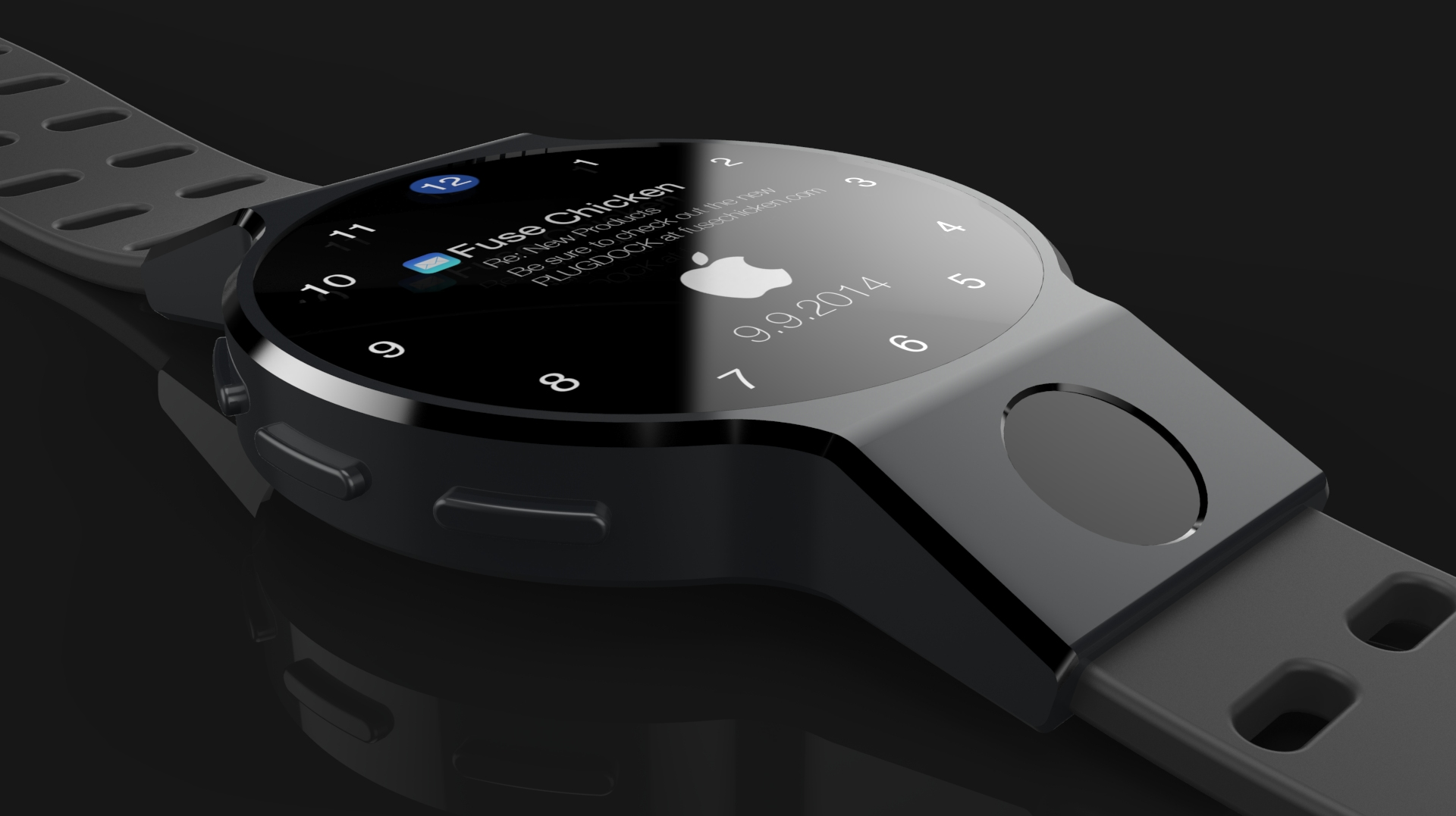 Apple's iWatch Will Run Third-Party Apps, SDK Already Sent ...