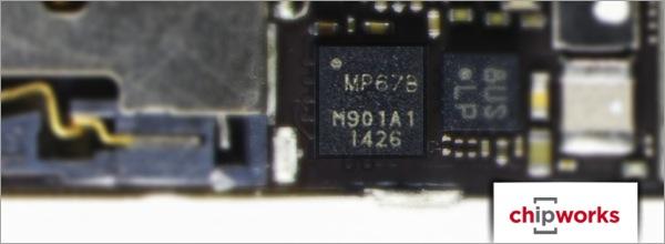 Invensense accelerometer