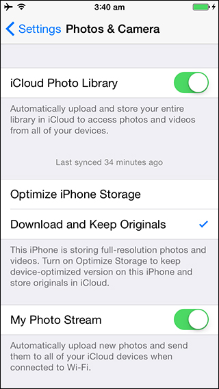 Ios 8 optimize iphone storage1