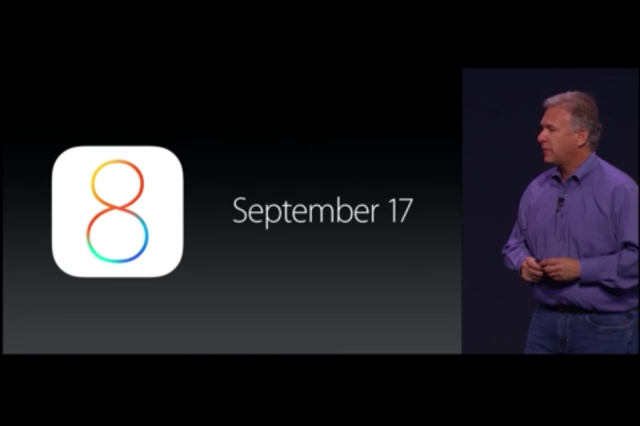 ios 8 rollout
