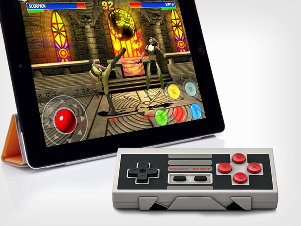 Classic 'NES30' Bluetooth Controller for iOS, Android and More is 25% Off, Shipped Free [Deals]