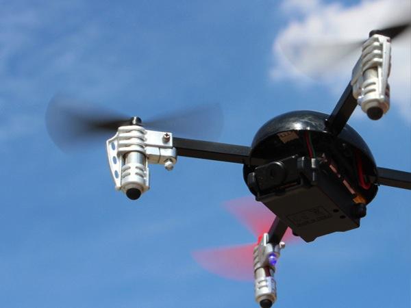 Redesign Microdrone MF 2 0914