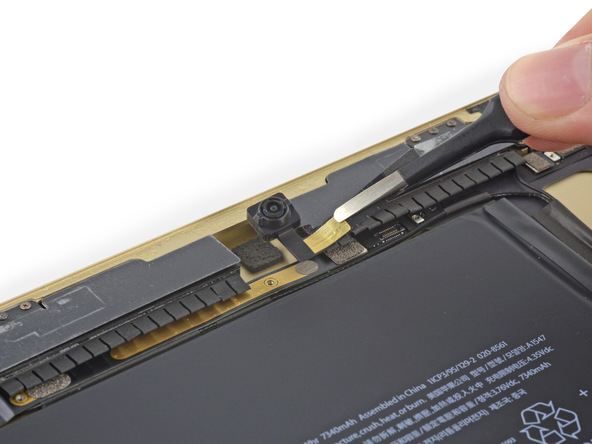Ipad air 2 teardown isight