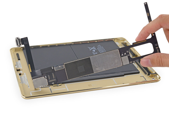 Ipad air 2 teardown