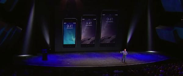 Iphone 6 event flint center