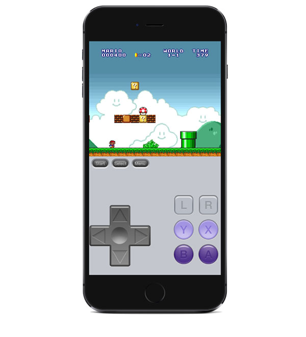 How To: Play Super Nintendo Games on iPhone / iPad in iOS 8 [No Jailbreak]