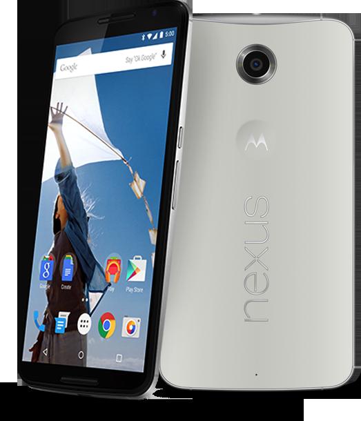 Nexus 6 hero