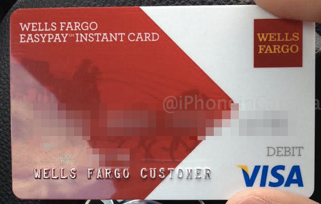 How to Buy a Wells Fargo Prepaid Visa for Apple Pay in Canada