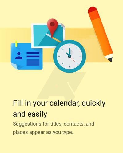 Google Calendar three