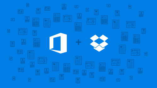 Office Dropbox mobile app 1