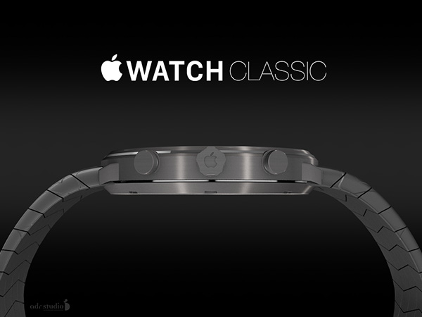 Check Out ADR Studios' Latest Apple Watch Concept [PICS]