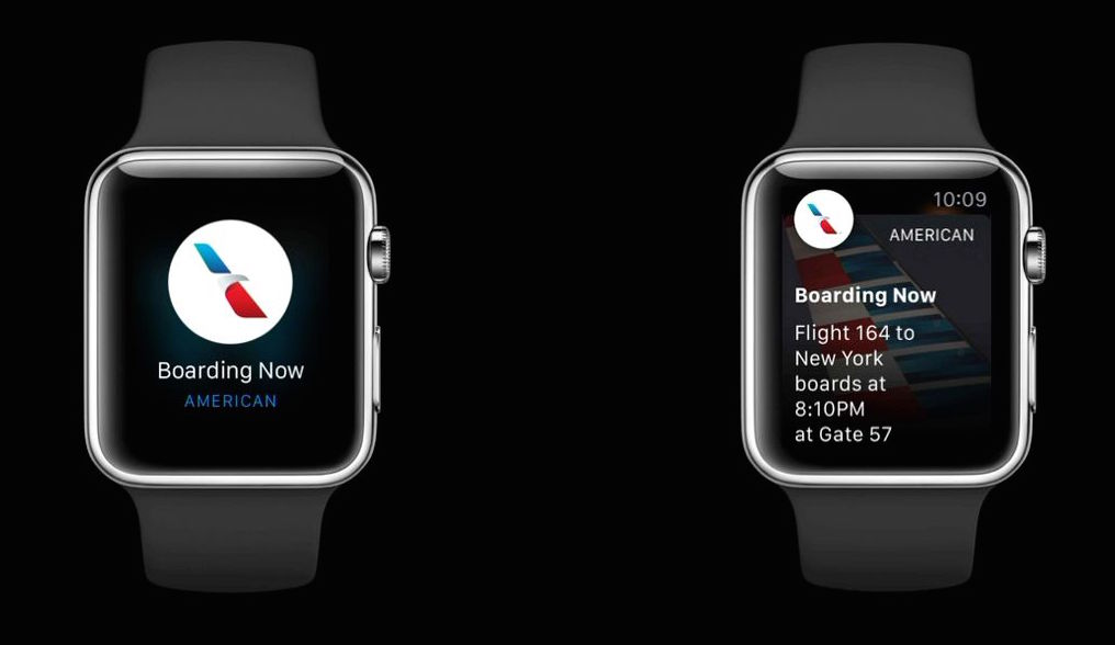 Apple watch notifications 0