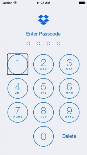 IOS VoiceOver Passcode Screen 2 576x1024