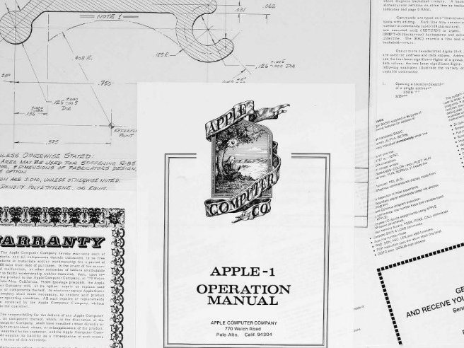 Old apple documents png