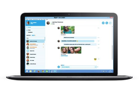 Skype for web beta