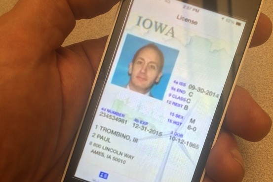 Iowa Developing the First Ever Smartphone Driver's License in the U.S.