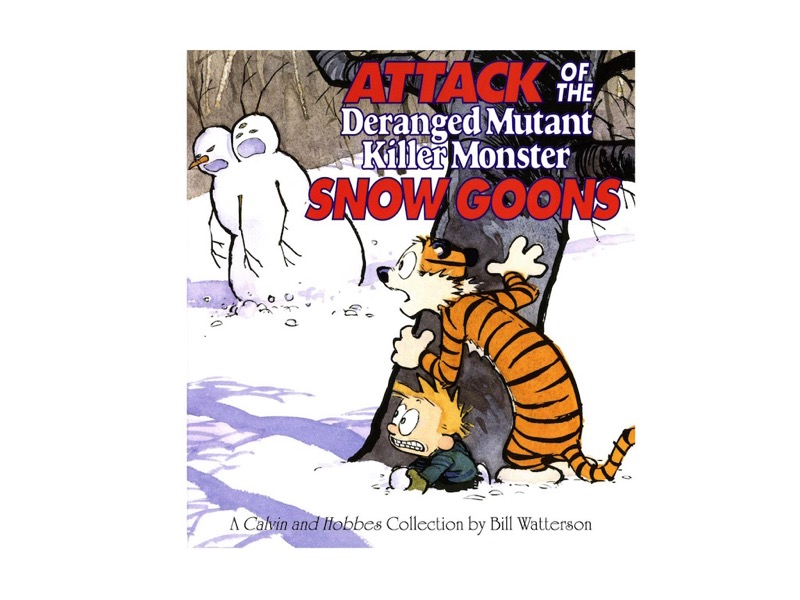 Today Only: Calvin & Hobbes Kindle Editions on Sale for $1.99, Viewable on iPad