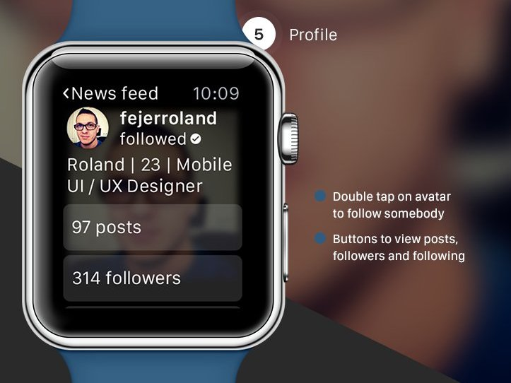 Instagram apple watch concept 1 png