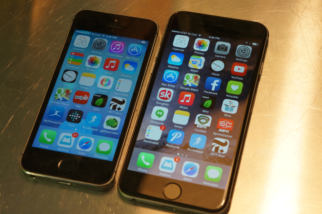 Apple Rumoured to Release 4-Inch 'iPhone 6s Mini' in 2015