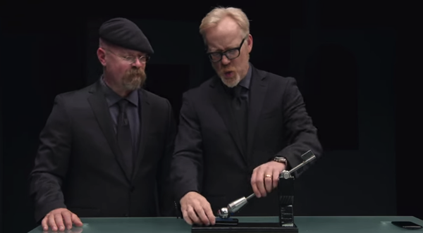 Discovery mythbusters gorilla glass