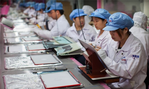 Watch the BBC's Undercover Documentary on Apple's Chinese Supply Chain
