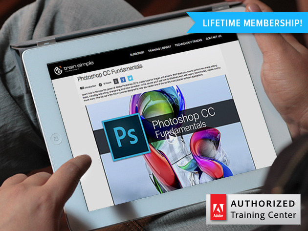 Get Lifetime Access to over 5,000 Adobe Training Videos for 84% Off [Deals]