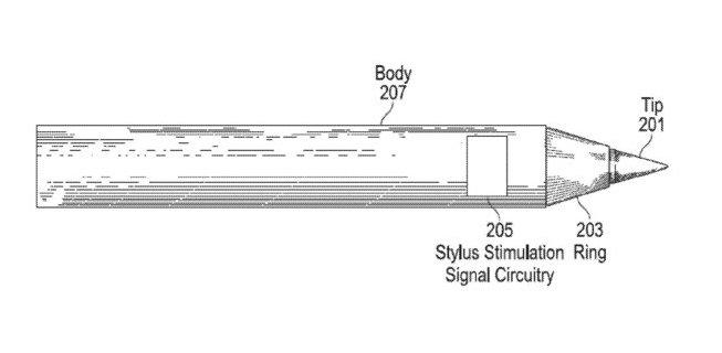 Patent stylus